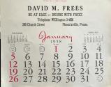 David M. Frees